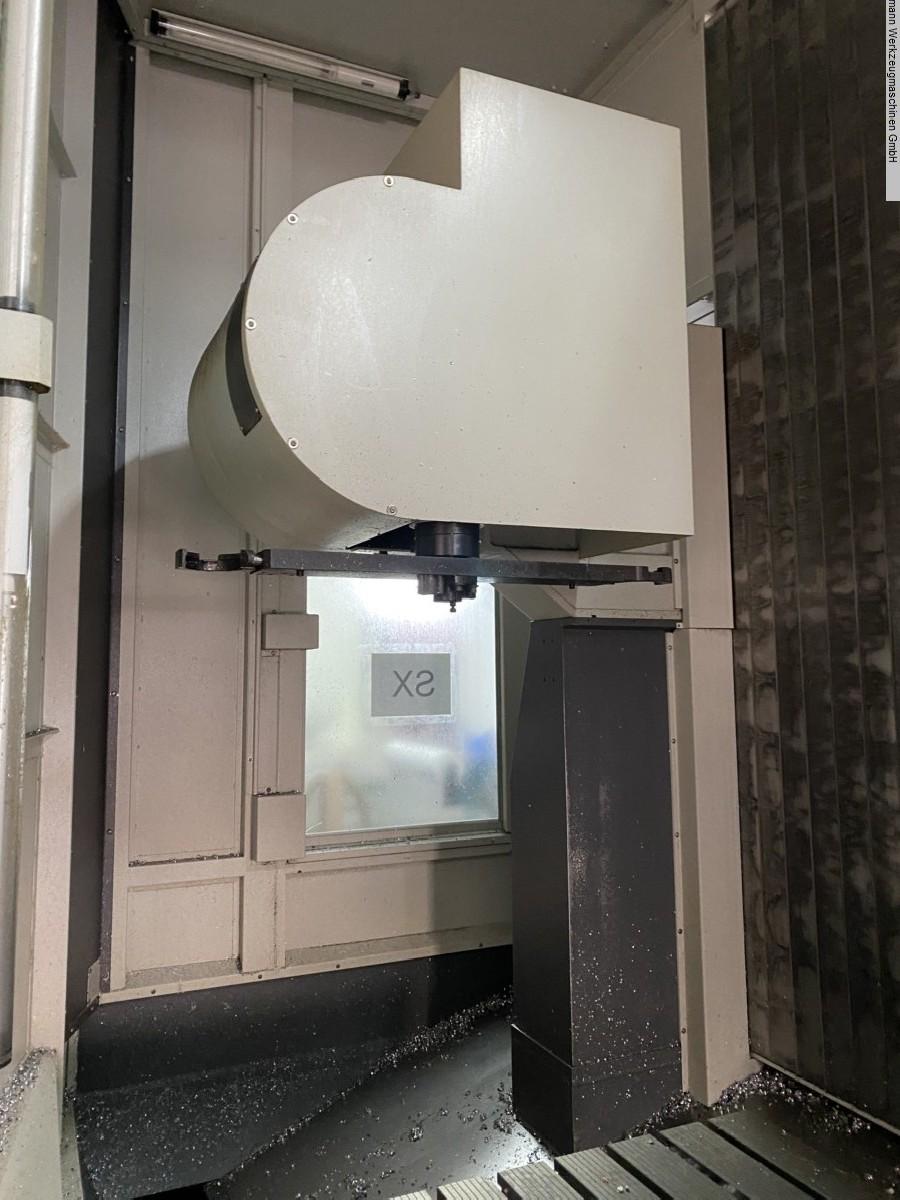 Фрезерный станок с подвижной стойкой FPT TessenEvo42 фото на Industry-Pilot