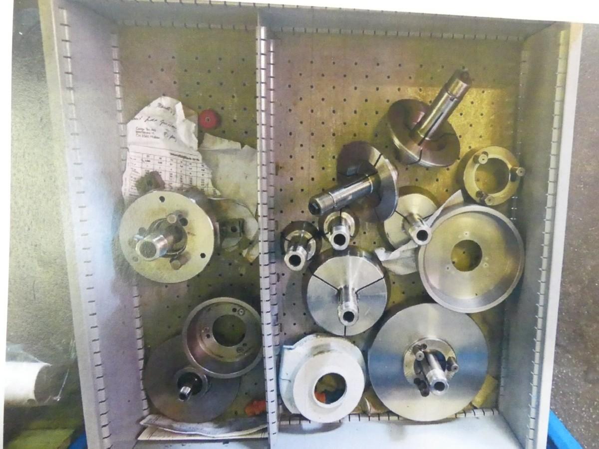 Токарный станок с ЧПУ SCHAUBLIN CNC 125 Zyklendrehmaschine фото на Industry-Pilot