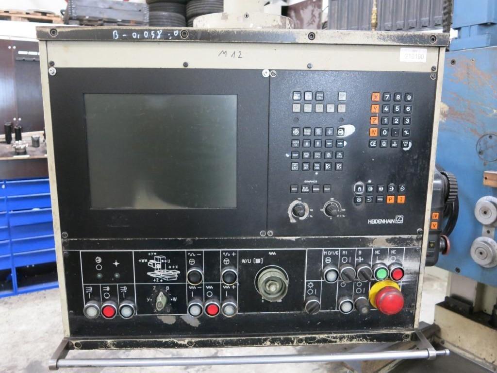 Горизонтально-расточной станок UNION BFT 90/6 TNC 355 фото на Industry-Pilot