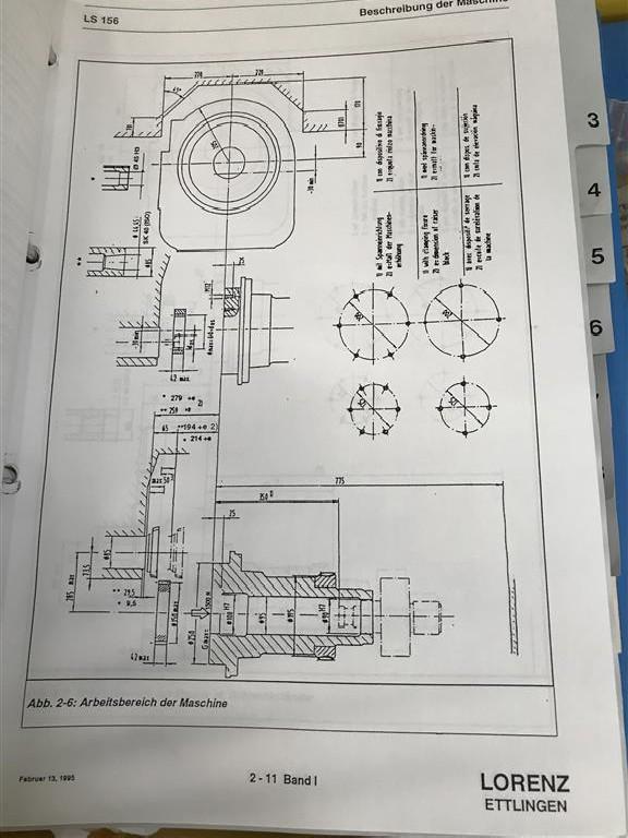 Зубодолбёжный станок LORENZ LS 156 CNC фото на Industry-Pilot