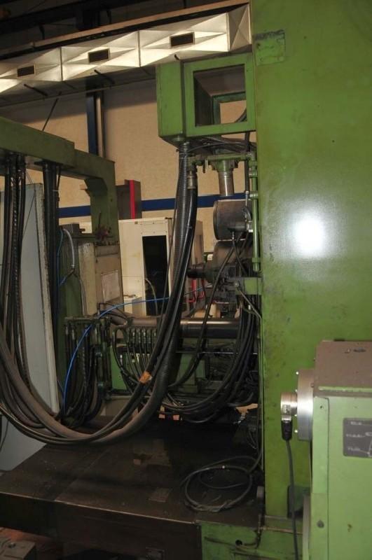 Горизонтально-расточной станок WOTAN Rapid 1 R/3 фото на Industry-Pilot