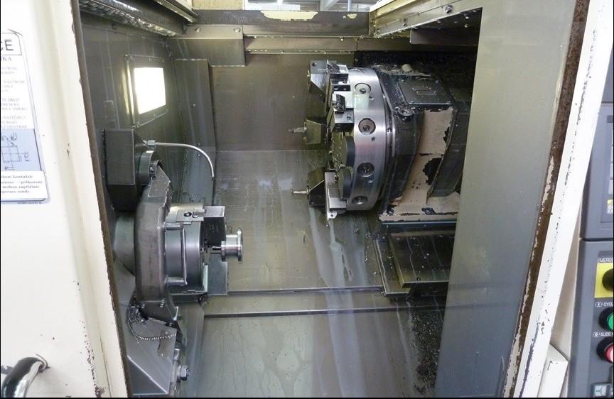 Токарный станок с ЧПУ OKUMA Space Turn LB-250T фото на Industry-Pilot