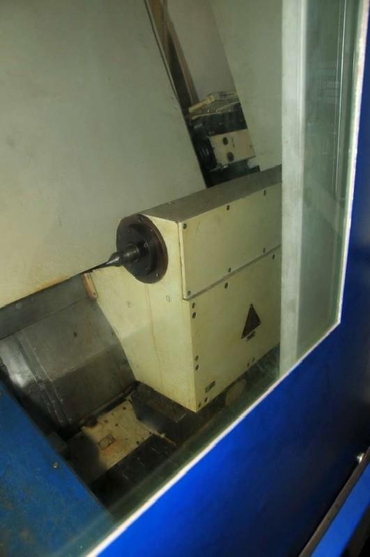 Токарный станок с наклонной станиной с ЧПУ NILES DFS 2-2 CNC фото на Industry-Pilot