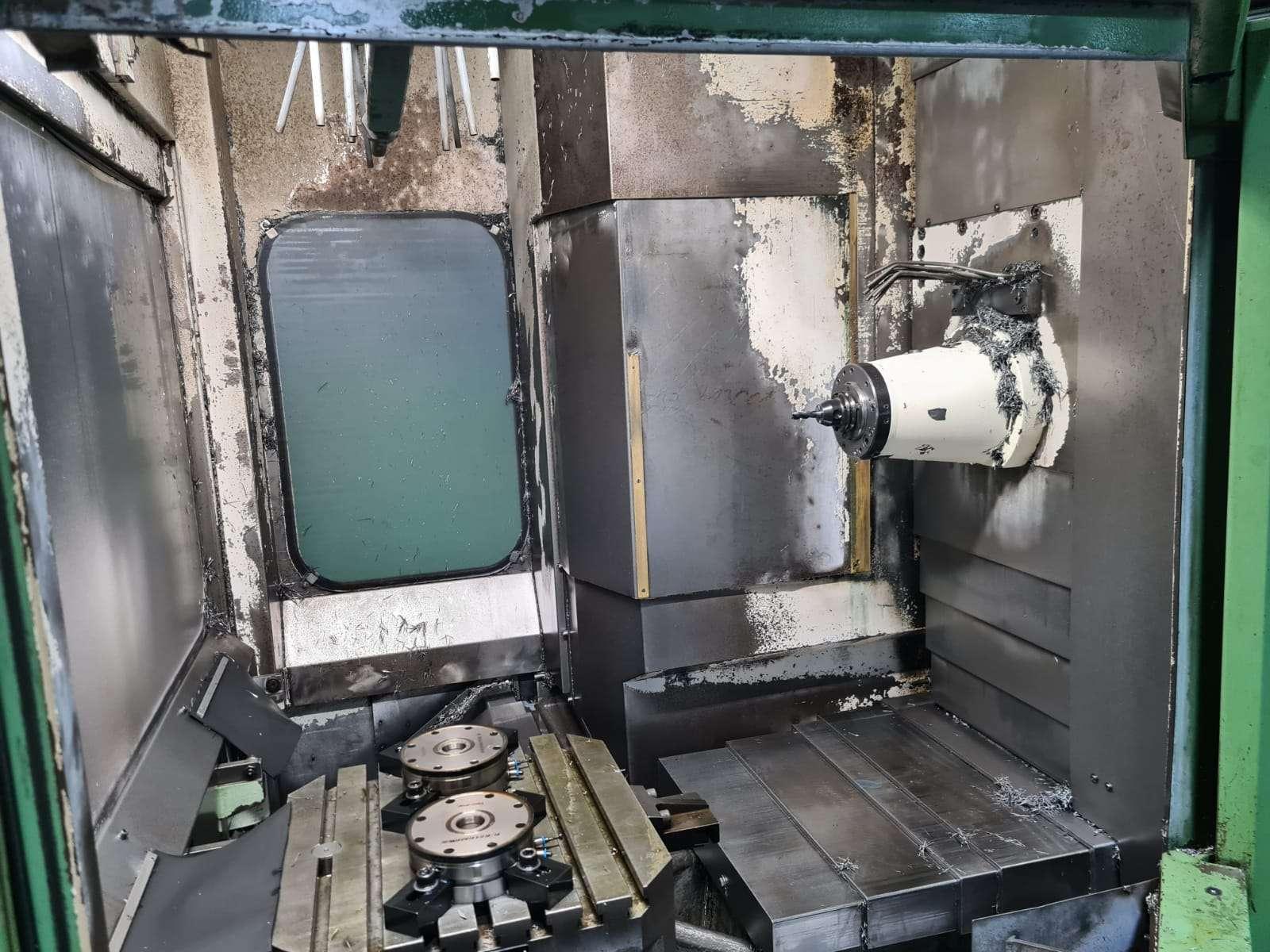 Обрабатывающий центр - горизонтальный Deckel DC 35 фото на Industry-Pilot