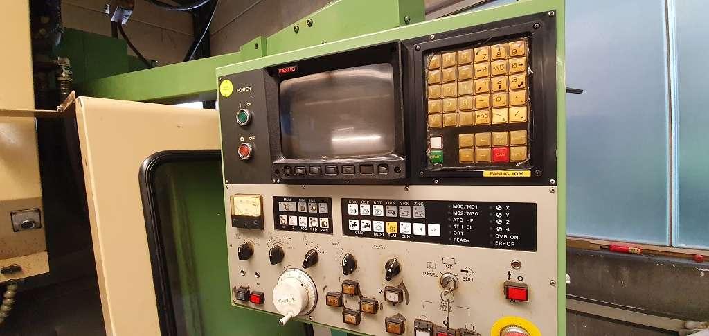 Обрабатывающий центр - вертикальный Mori Seiki  MV 40 фото на Industry-Pilot
