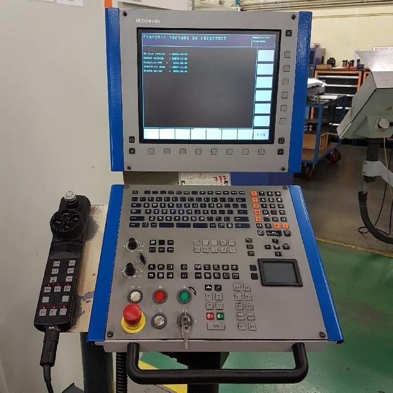 Обрабатывающий центр - вертикальный MIKRON VCE 800 Pro HEIDENHAIN фото на Industry-Pilot