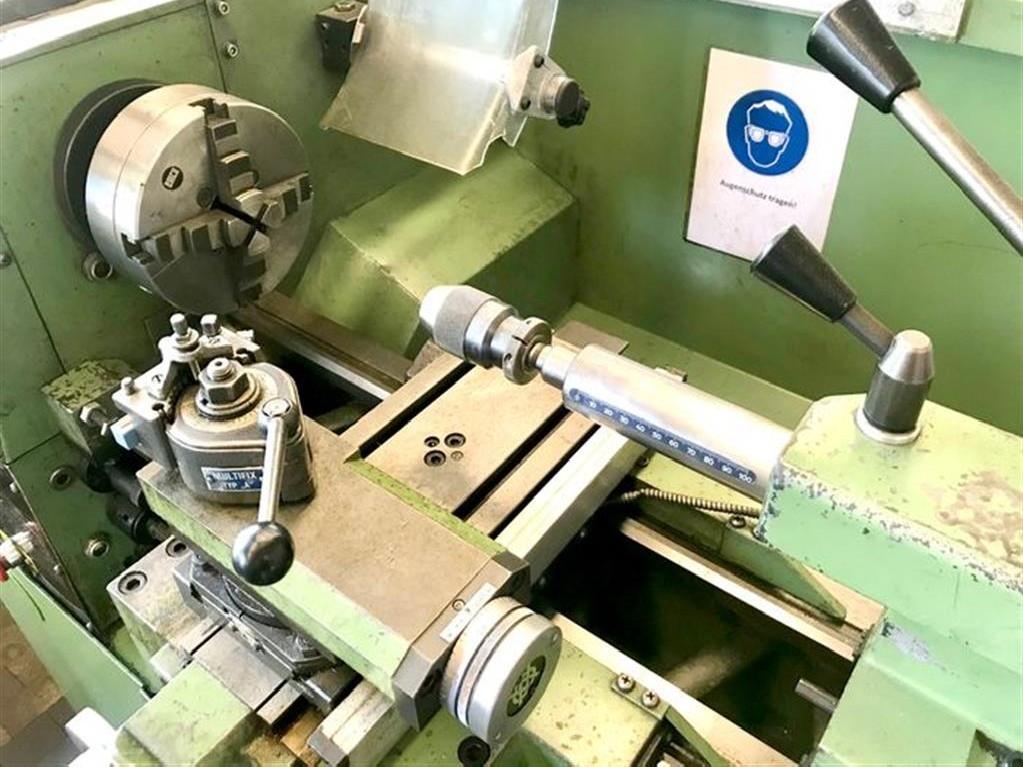Токарно-винторезный станок VOEST DA 160 фото на Industry-Pilot