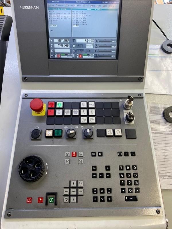 Токарный станок с наклонной станиной с ЧПУ GILDEMEISTER CTX400S2 фото на Industry-Pilot