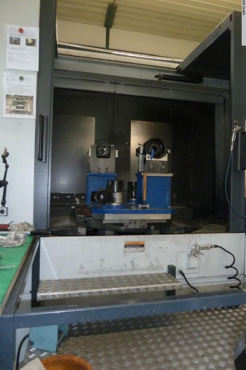 Обрабатывающий центр - горизонтальный MORI SEIKI NH 8000 фото на Industry-Pilot
