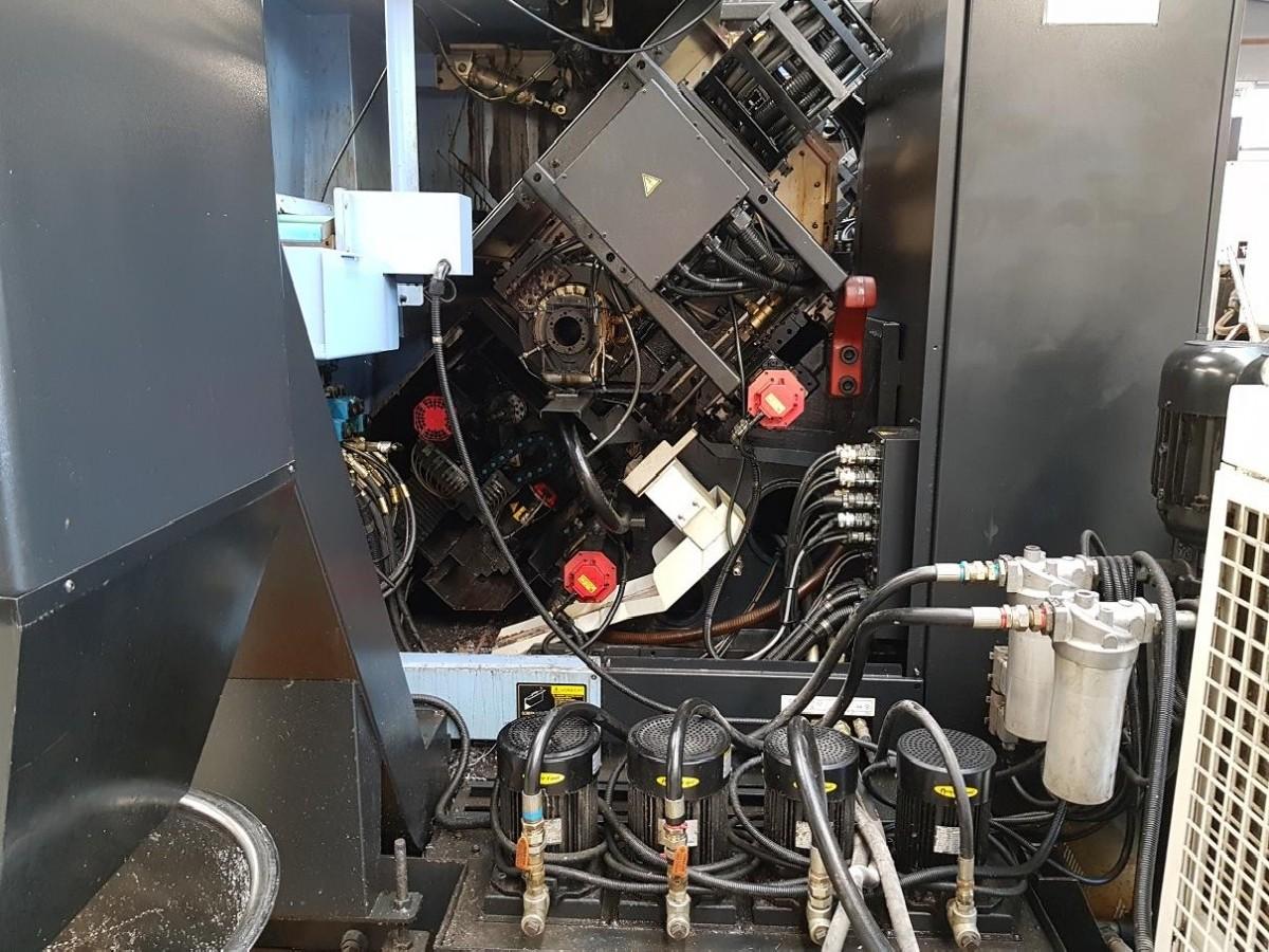 Токарный станок с наклонной станиной с ЧПУ DOOSAN Puma TT 1800 SY фото на Industry-Pilot