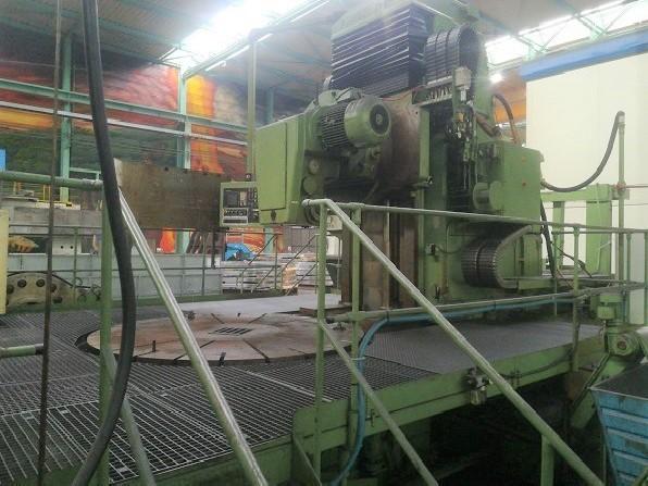 Зубофрезерный станок обкатного типа - вертик. PFAUTER P 3001 B CNC фото на Industry-Pilot