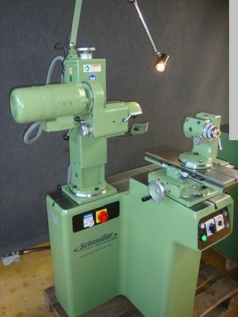 Станок для затачивания инструментов - универсал DECKEL S11 Universal фото на Industry-Pilot