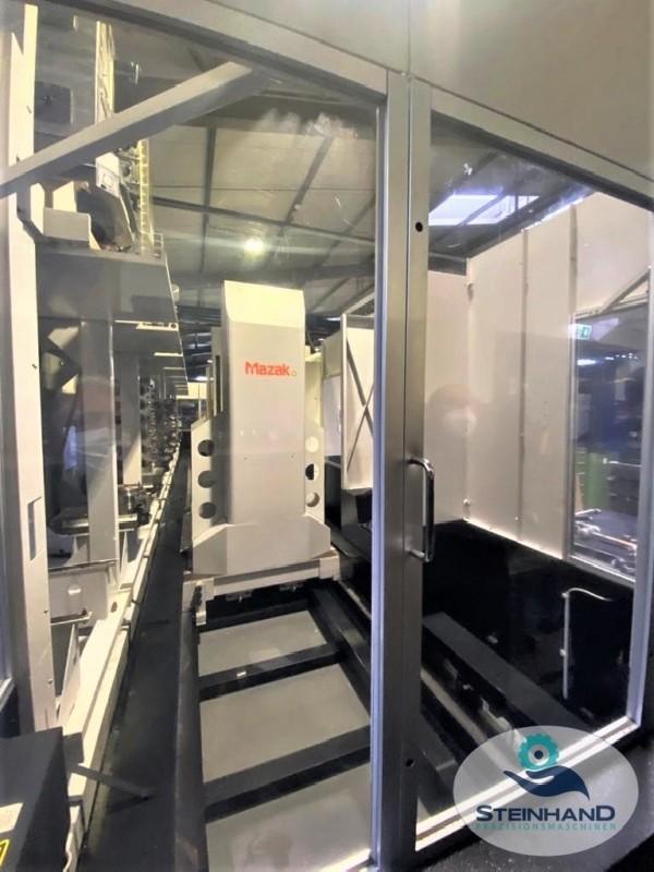 Обрабатывающий центр - горизонтальный MAZAK HC Nexus 5000 фото на Industry-Pilot