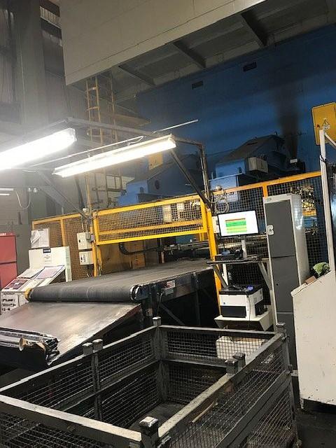 Пресс для литьевого прессования ROVETTA S4-1600/5000X2400/ET3  фото на Industry-Pilot