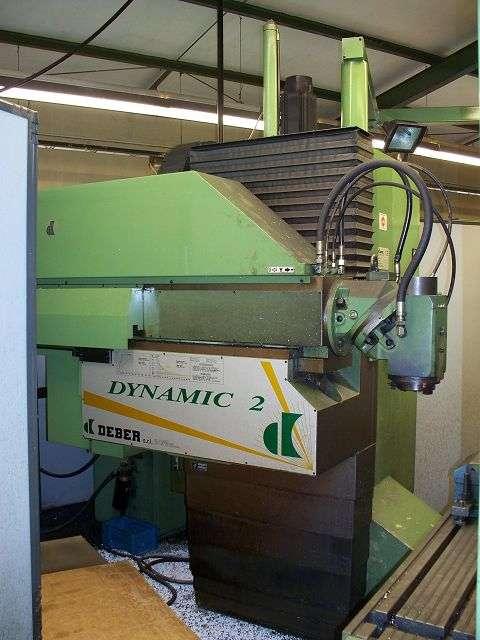 Продольно-фрезерный станок - универсальный DEBER Dynamic 2 фото на Industry-Pilot