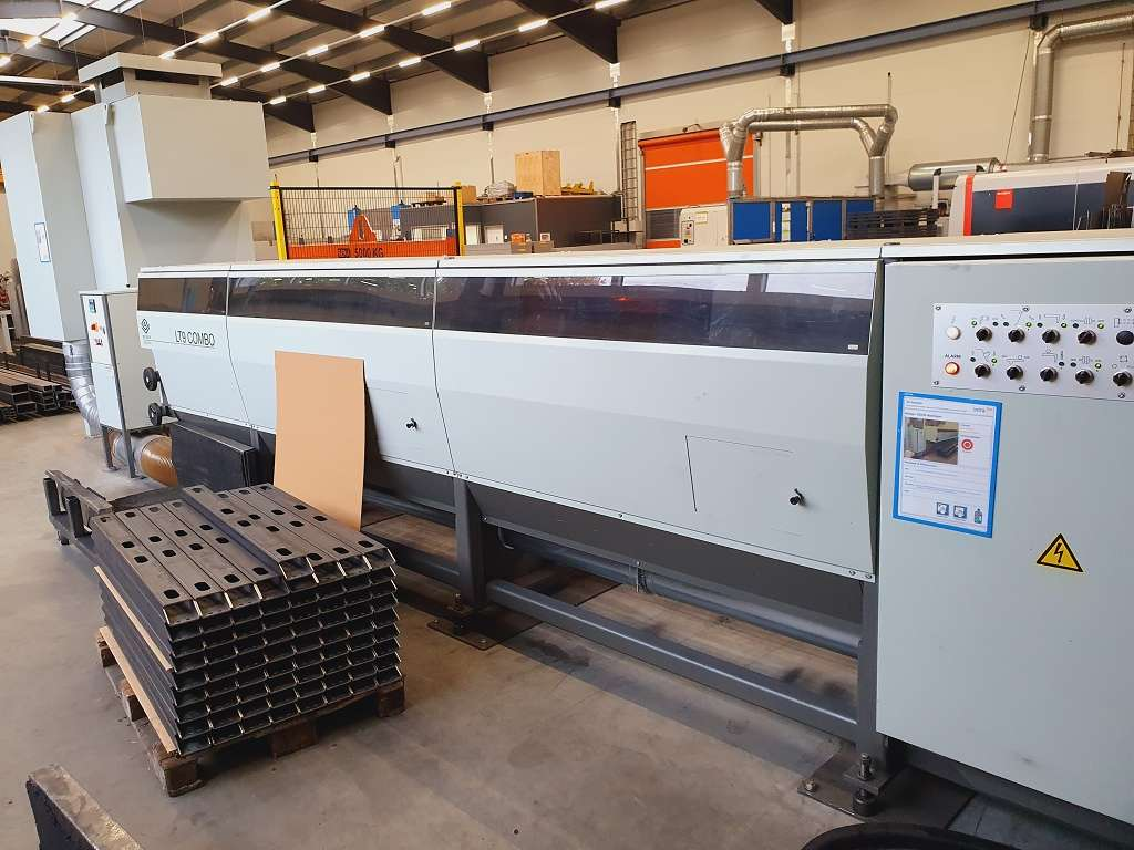 Laser Cutting Machine BLM ADIGE LT9 COMBO photo on Industry-Pilot