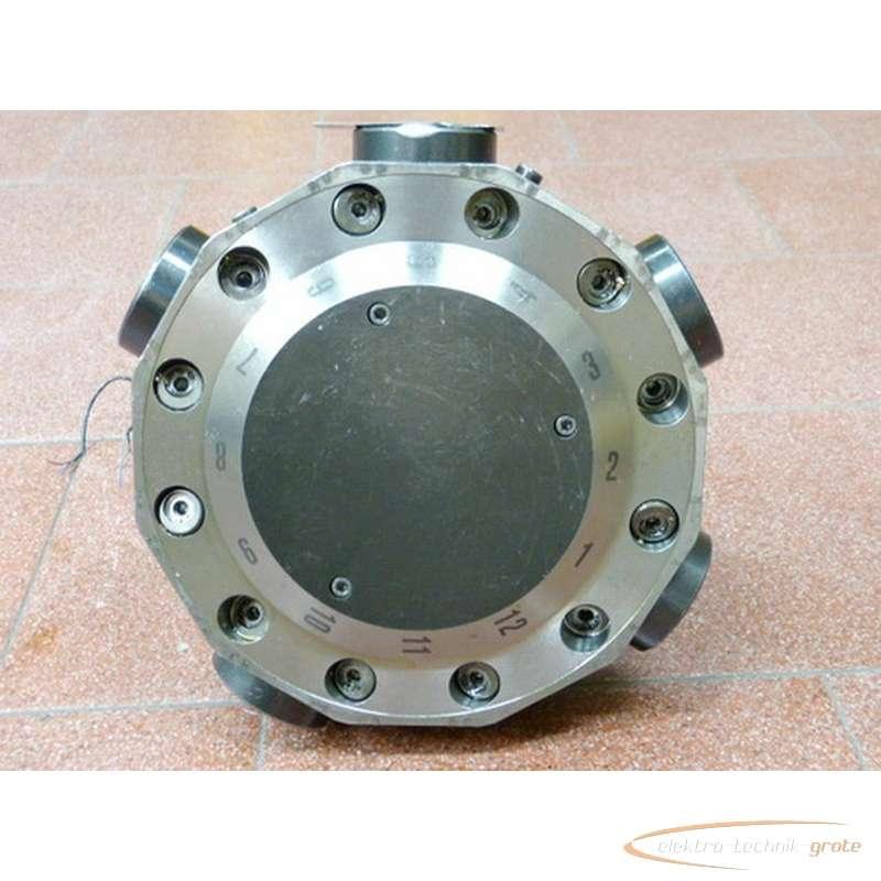 Sauter  0.5.450.016 Werkzeugrevolver 12-fach Id.-Nr. 082 082