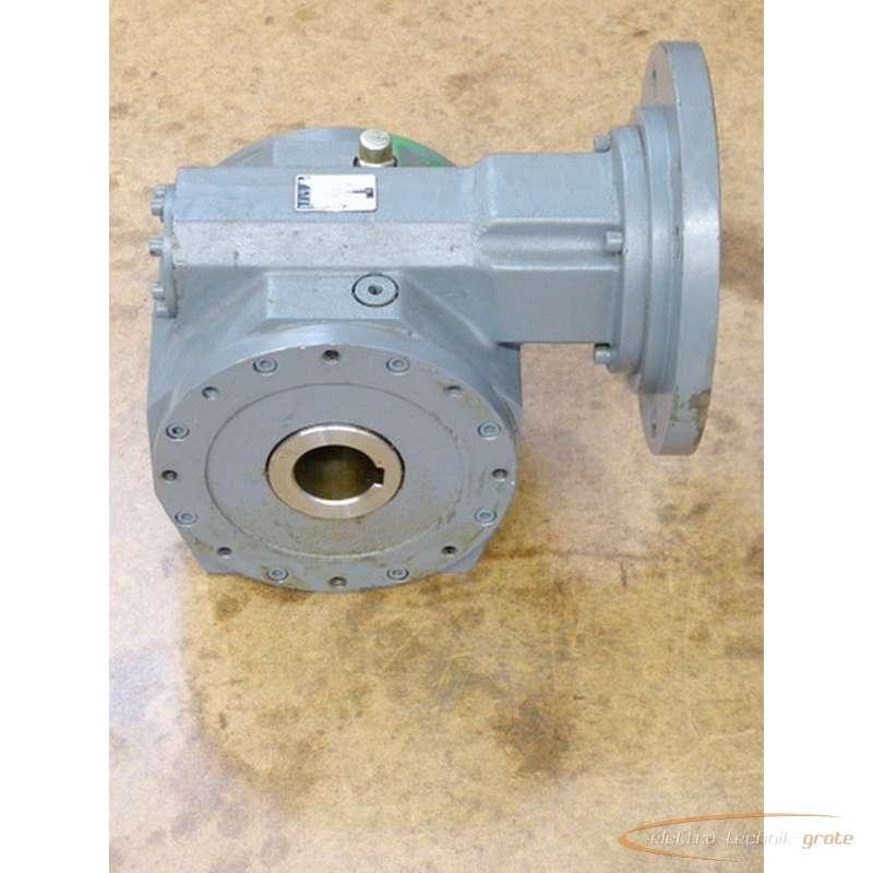 Transmissions  Zürrer 4-1 KA Schneckengetriebe