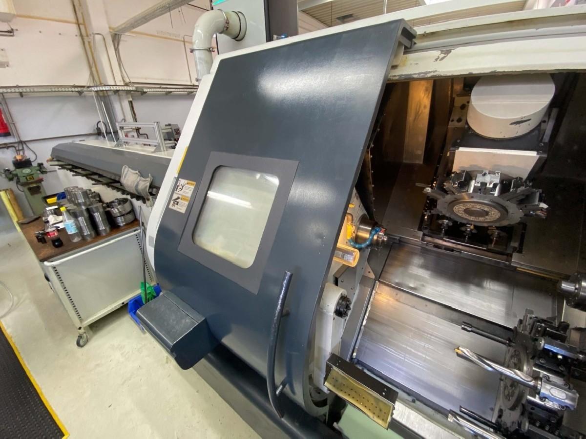 Токарно фрезерный станок с ЧПУ NAKAMURA TOME Super NTJ фото на Industry-Pilot