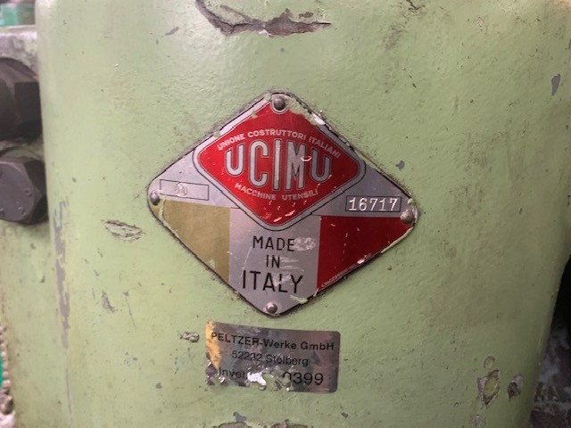 Радиально-сверлильный станок UCIMU R950 MS фото на Industry-Pilot