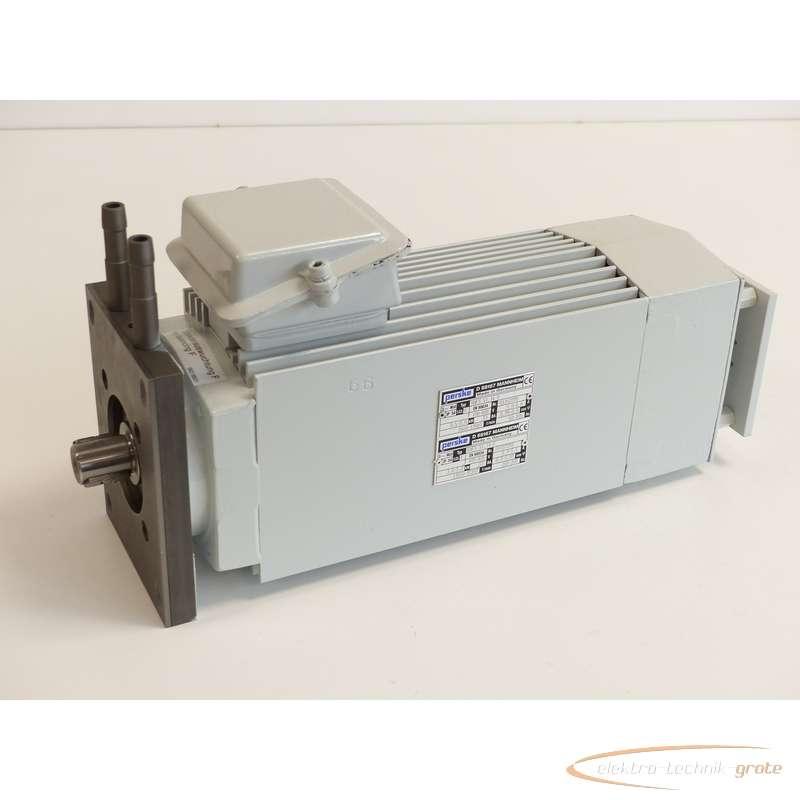 Электромотор  Perske KNFS 51.14-2 Hochtouriger Bearbeitungsmotor SN:01157270 - без эксплуатации! - фото на Industry-Pilot