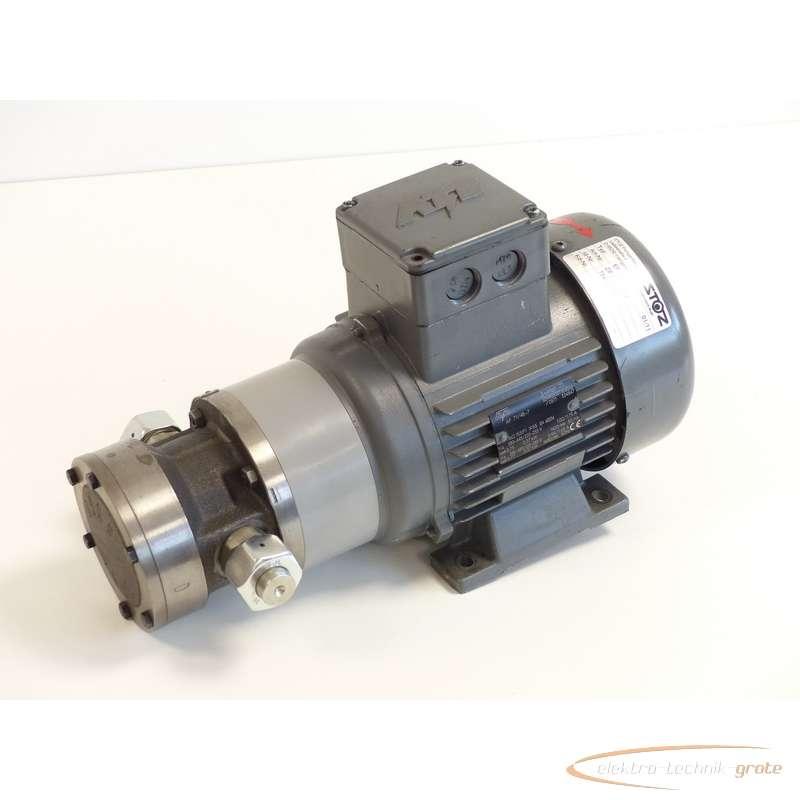 Электромотор Stotz EF-N-1 Id.Nr. 78463-001 Pumpe фото на Industry-Pilot