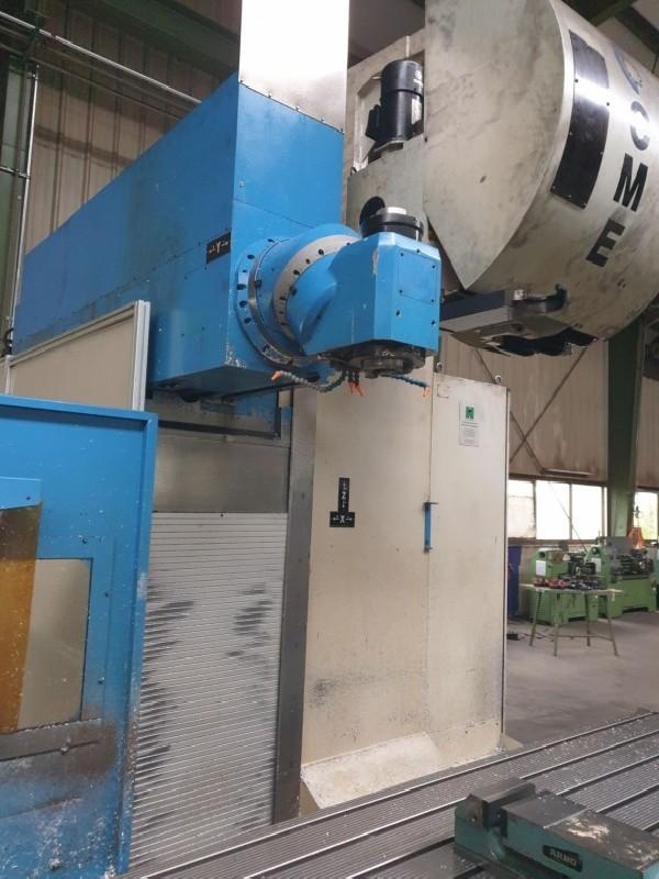 Продольно-фрезерный станок - универсальный CME FS5 фото на Industry-Pilot