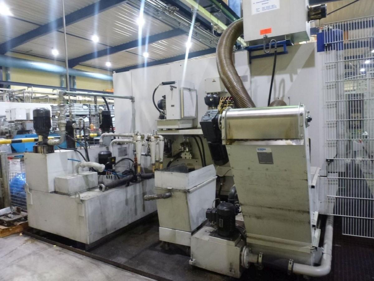 Обрабатывающий центр - вертикальный STAMA MC 536 Twin фото на Industry-Pilot