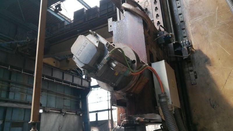 Карусельно-токарный станок - двухстоечный I.M. ROMAN-TITAN SC 32 CNC фото на Industry-Pilot