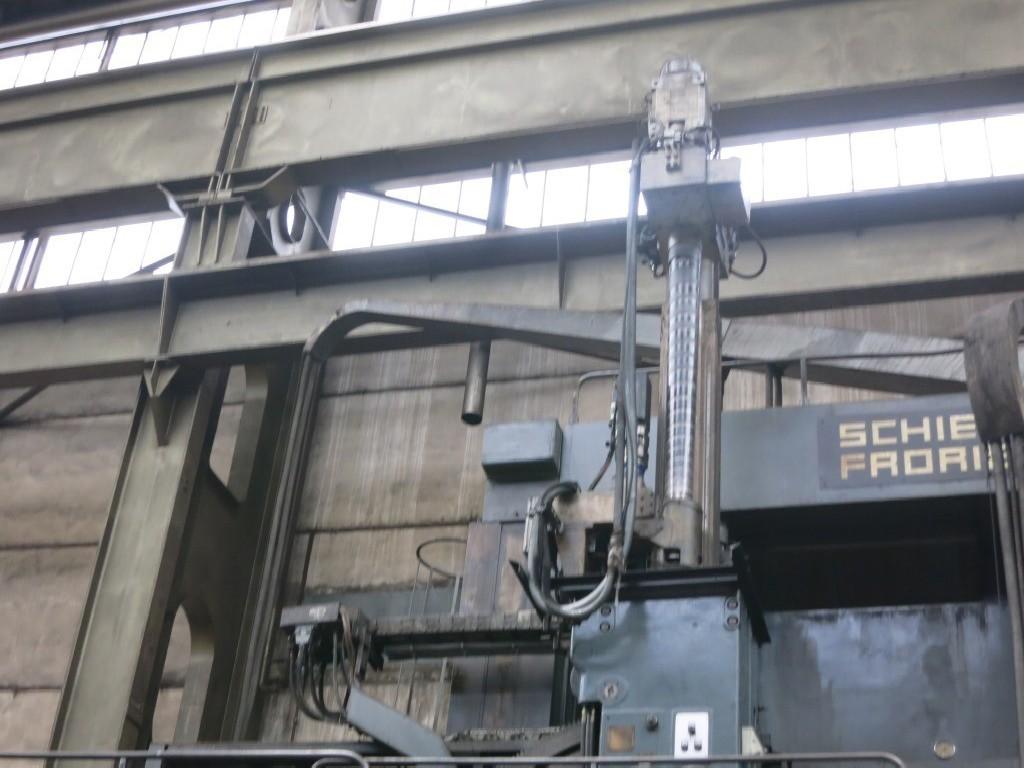 Карусельно-токарный станок - двухстоечный SCHIESS-FRORIEP 3K420 450NC/C фото на Industry-Pilot
