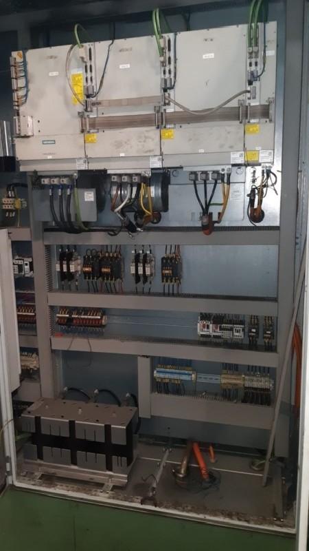 Карусельно-токарный станок - двухстоечный BERTHIEZ TDM 630-315 фото на Industry-Pilot
