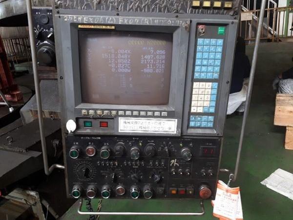 Карусельно-токарный станок - двухстоечный HOMMA HTM-7/9 фото на Industry-Pilot