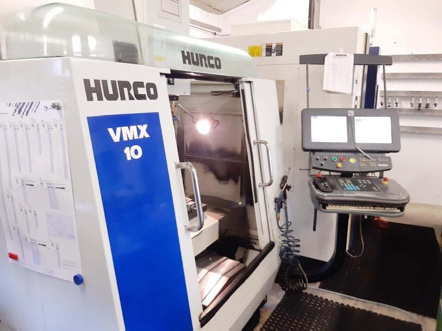 Обрабатывающий центр - вертикальный HURCO VMX 10 фото на Industry-Pilot