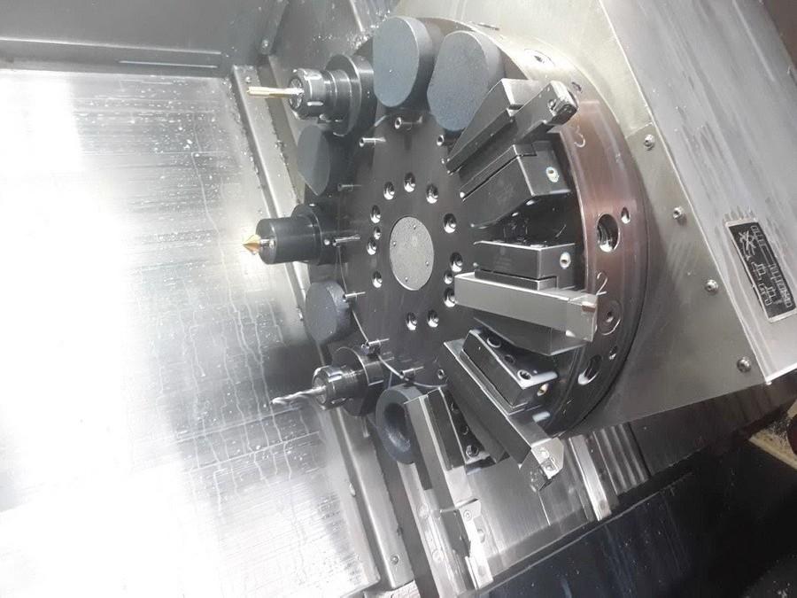 Токарно фрезерный станок с ЧПУ GILDEMEISTER NEF 600 V3 фото на Industry-Pilot