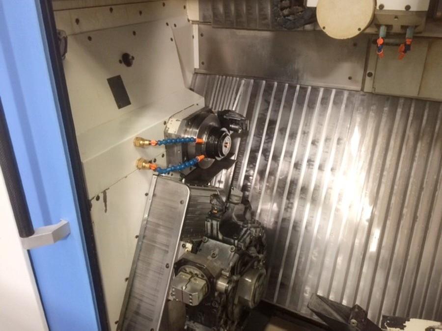 Токарно фрезерный станок с ЧПУ CHIRON FZ 08 MT Magnum HighSpeed plus фото на Industry-Pilot