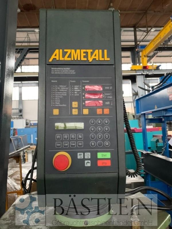 Сверлильный станок со стойками ALZMETALL AC 25 AS фото на Industry-Pilot