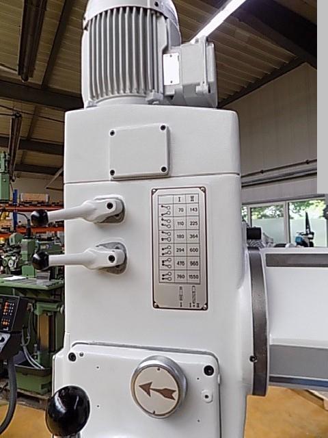 Скоростной радиально-сверлильный станок DONAU DR 23 фото на Industry-Pilot
