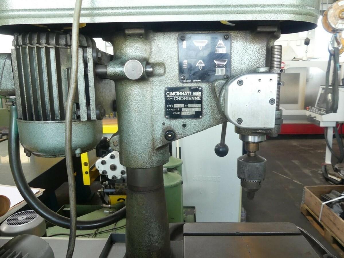 Настольный сверлильный станок Cincinatti PTM фото на Industry-Pilot