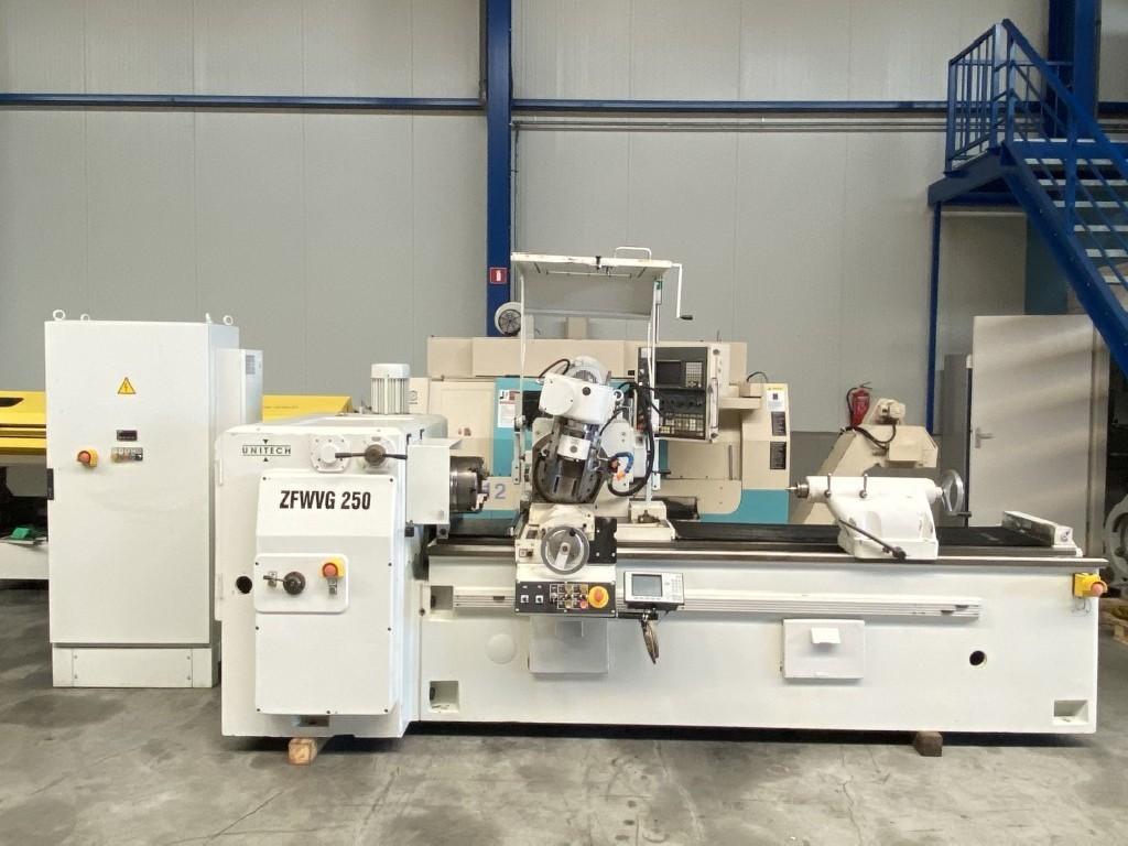 Резьбошлицефрезерный станок UNITECH ZFWVG 250 x 2000 фото на Industry-Pilot