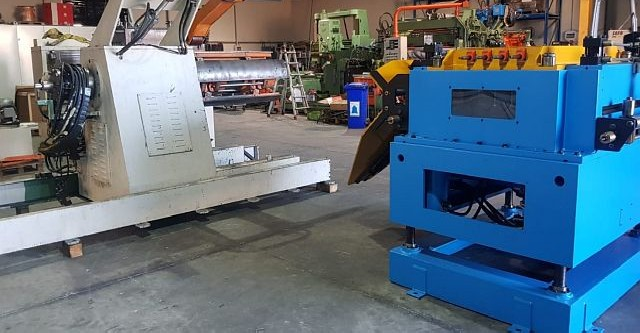 Ленточный транспортёр ESIMEC  фото на Industry-Pilot
