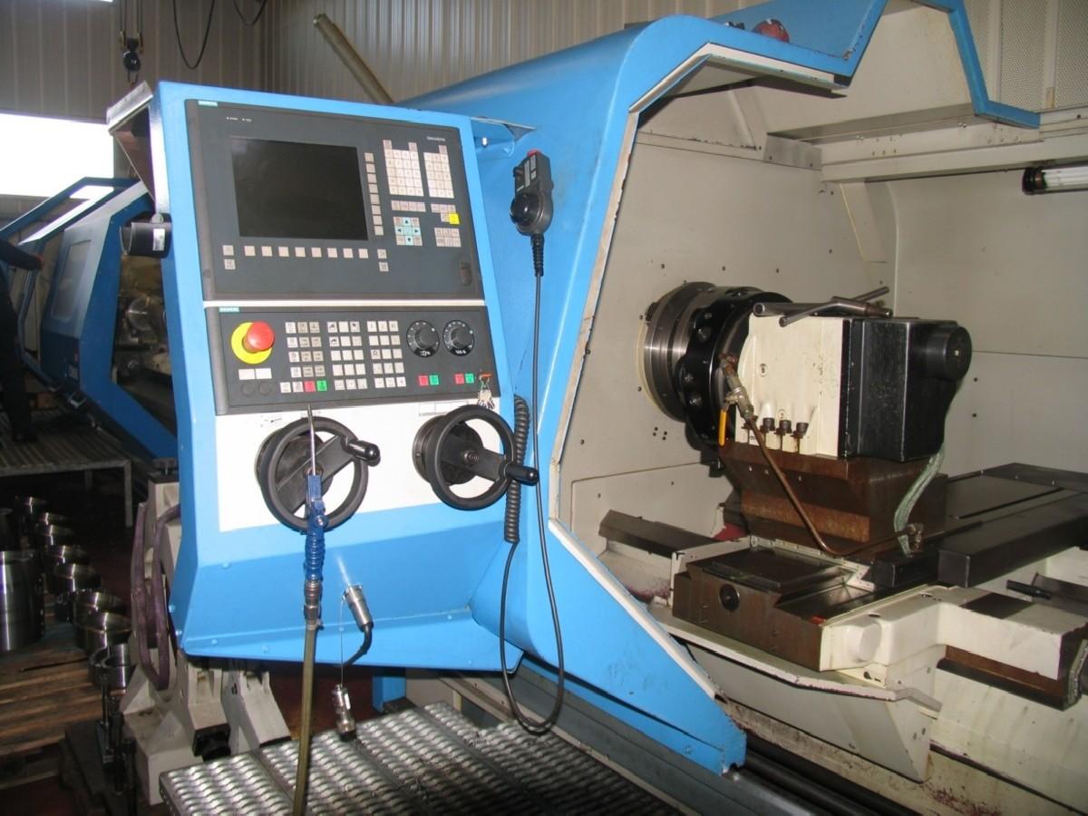 Токарный станок - контрол. цикл FAT TUR 630 фото на Industry-Pilot