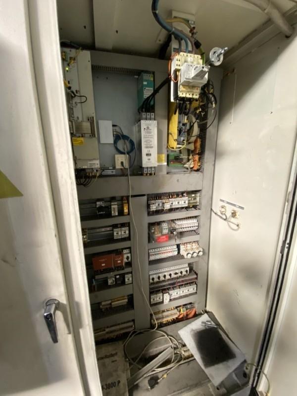 Фрезерный станок с подвижной стойкой ANAYAK HVM- 3800 -P фото на Industry-Pilot