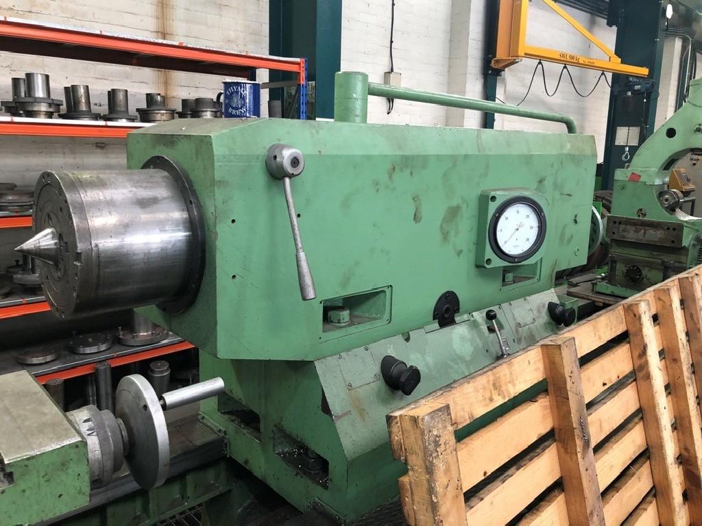 Тяжёлый токарный станок POREBA TCG 125 x 12000 фото на Industry-Pilot