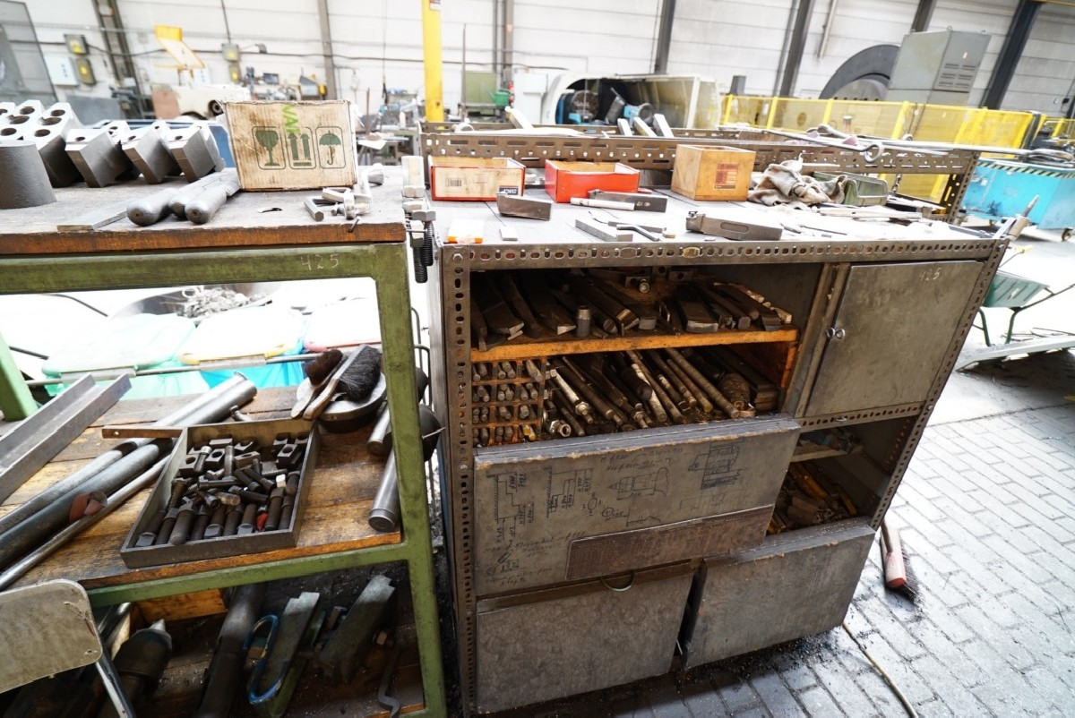 Токарно-винторезный станок VDF-WOHLENBERG M850x3000 фото на Industry-Pilot