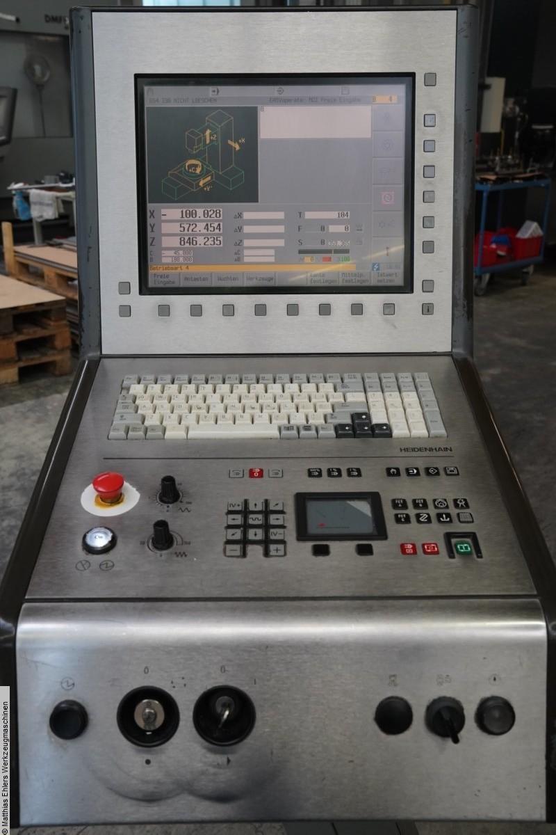 Обрабатывающий центр - универсальный DMG FD 125 фото на Industry-Pilot