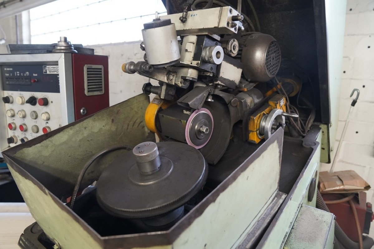 Saw-grinding machine SCHMIDT-TEMPO EC 400/500 photo on Industry-Pilot