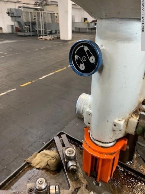 Вертикально-сверлильный станок со стойкой FLOTT A2 фото на Industry-Pilot