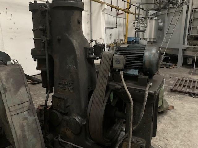Ковочный молот Arite A100 фото на Industry-Pilot
