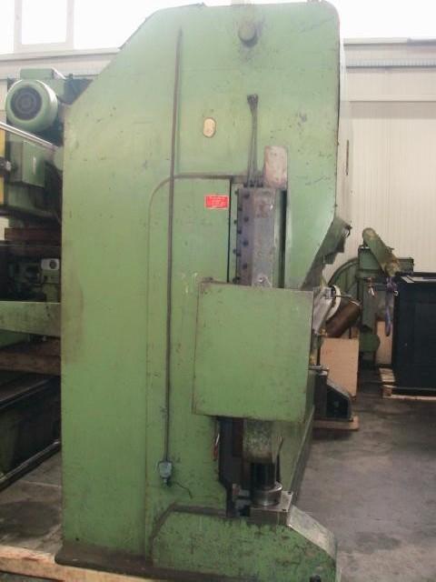 Листогибочный пресс - гидравлический LOTZE P 100-35 фото на Industry-Pilot