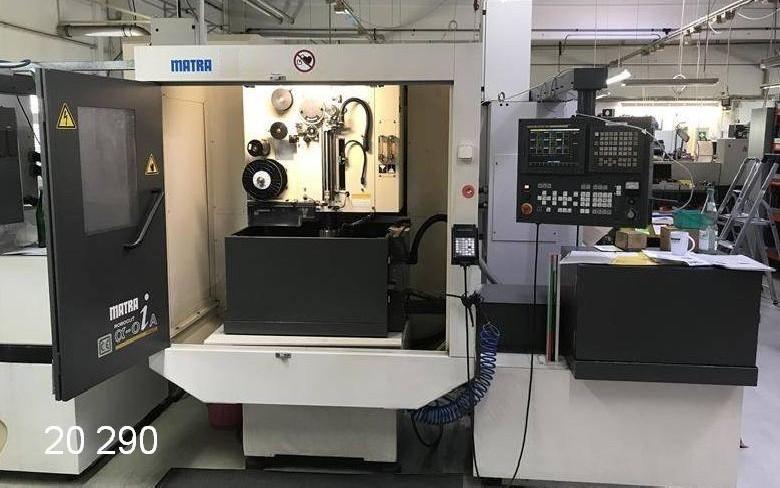 Wire-cutting machine FANUC ROBOCUT ALPHA - OiA photo on Industry-Pilot